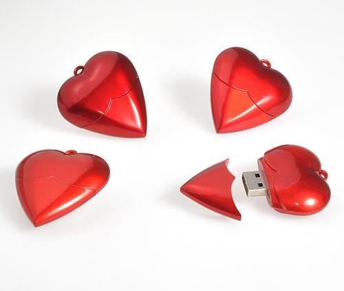 USB stick hart