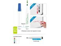 Whiteboard marker XXL met magneet en wisser