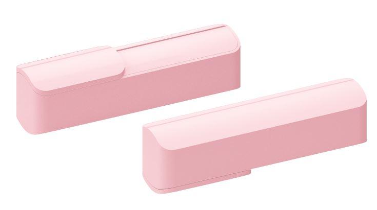 Powerbank Slide roze