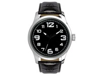 Triton herenhorloge zwart