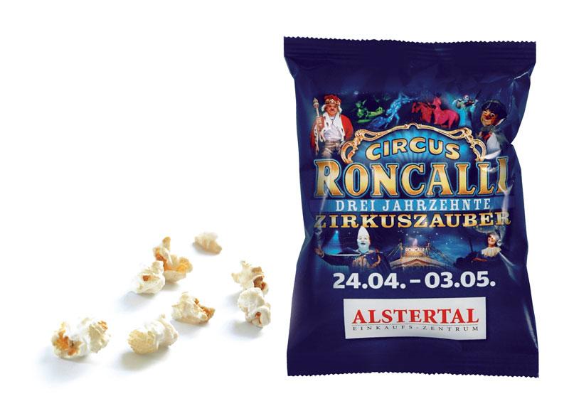 Zakje popcorn