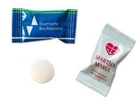 Flowpack met 1 mentos chewing gum