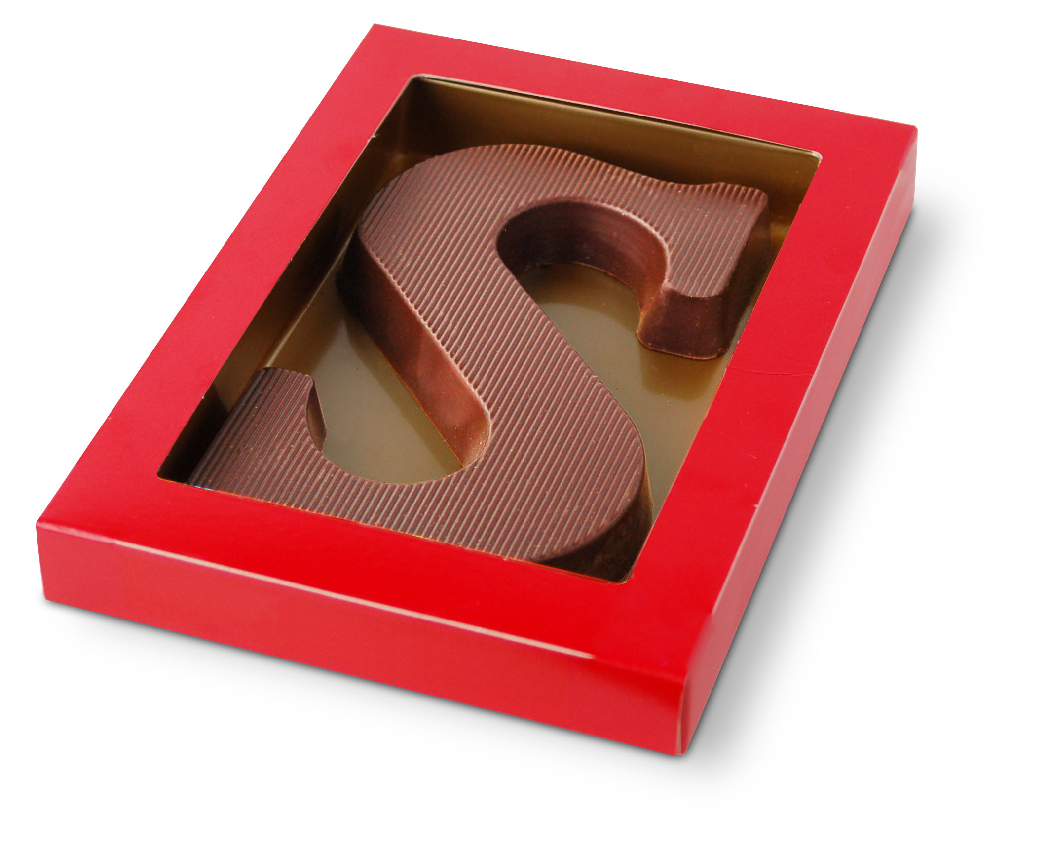 Chocoladeletter 135 gram Fair Trade