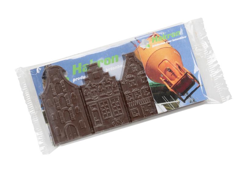 Chocolade geveltjes