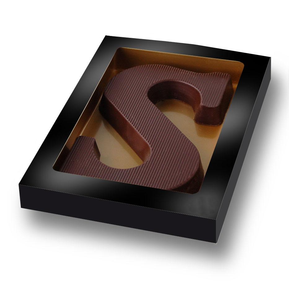 Chocolade kersfiguren