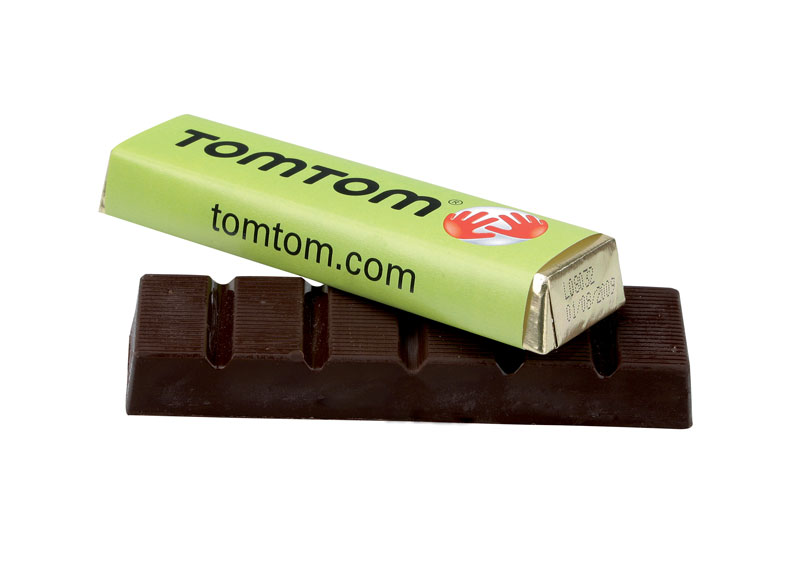 Gevulde chocoladereep