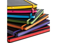 Accent Notitieboek met contrasterende kleureigenschappen in A5-formaat