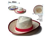Straw Hat - Alex