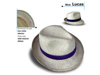 Straw Hat - Lucas