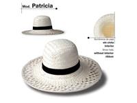 Straw Hat - Patricia