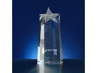 Award 5 hoekig; thema ster