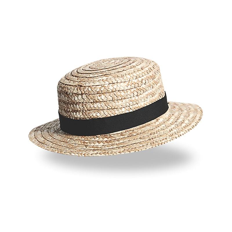 CANOTIER - Stro hoed