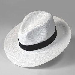 PANAMA - Papier vlecht hoed