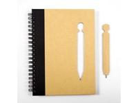 BART - notitieboekje