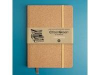 RIKO - notitieboekje A6 van kurk