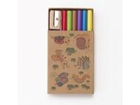 ARTPAPER - Box met 6 kleur potloden