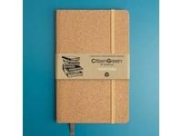 COKO - notitieboekje A5 van kurk