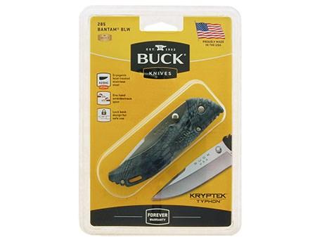 Buck Bantam BLW Kryptek Typhon Clampack