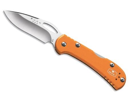 Buck Mini Spitfire Orange PE