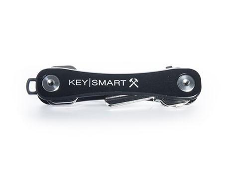 KeySmart Keyholder Black Rugged Poly