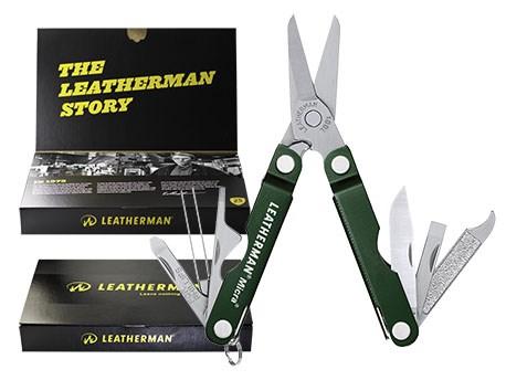 Leatherman Micra Giftbox Green
