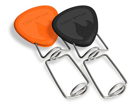 LMF Grandpa's FireFork 2pack Black/Orange