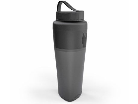 LMF Pack-up-Bottle Black