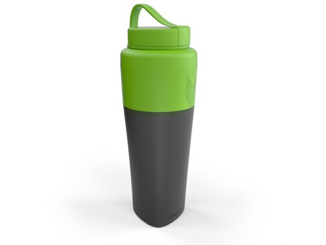 LMF Pack-up-Bottle Green