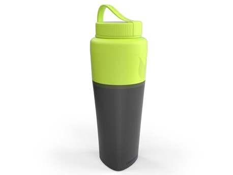 LMF Pack-up-Bottle Lime Green
