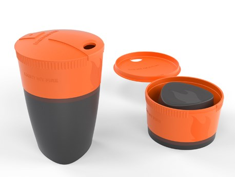 LMF Pack-up-Cup Orange