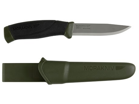 Mora Companion MG Carbon Clampack