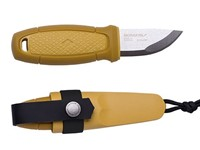Mora Eldris Neck Knife Yellow