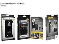 Nite Ize Connect Case Samsung Galaxy S4 Zwart