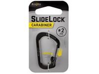 Nite Ize Carabiner #2 Slidelock Black