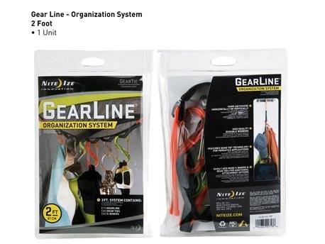 Nite Ize Gearline 2FT