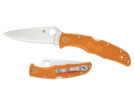 Spyderco Endura4 PE Orange