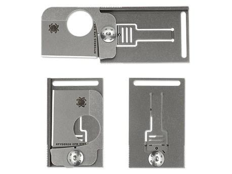 Spyderco Squarehead Folder PIN PE