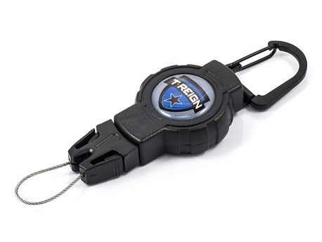 T-Reign Retractable Gear Tether Small Carabiner