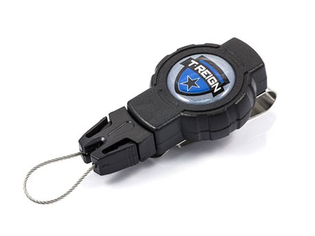T-Reign Retractable Gear Tether Small Clip