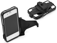 T-Reign iPhone 4s Holster/Case Black