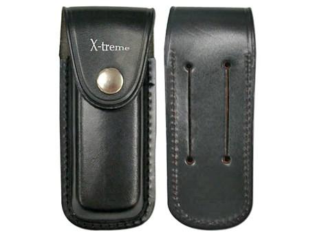 X-Treme Lederen Etui 12cm