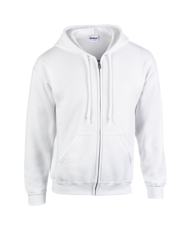 HB Zip Hooded - sweater