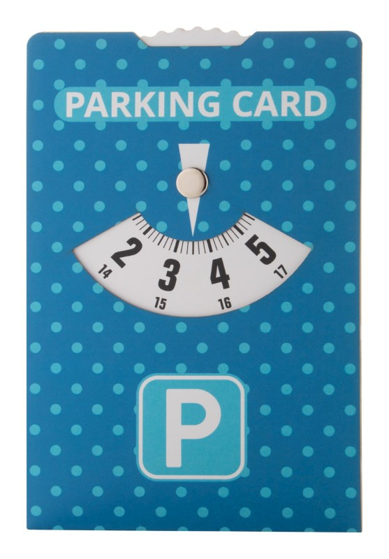 CreaPark - parkeerkaart