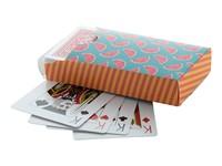 Holdem - speelkaarten in aangepaste doos