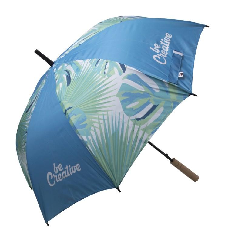 CreaRain Eight RPET - custom made paraplu