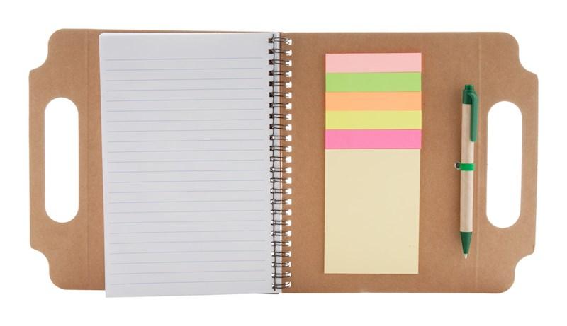 Makron - notitieboek