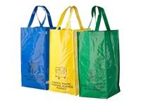 Lopack - recycling tassen