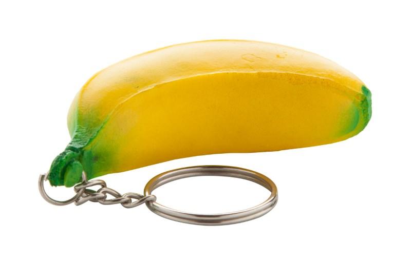 Fruty - anti-stress sleutelhanger