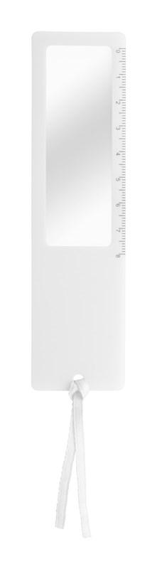 Okam - lineaal met vergrootglas