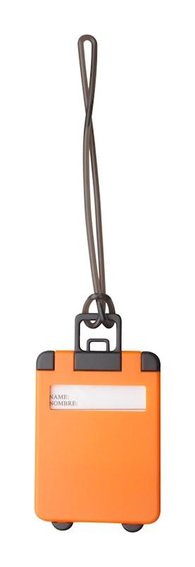 Glasgow - kofferlabel